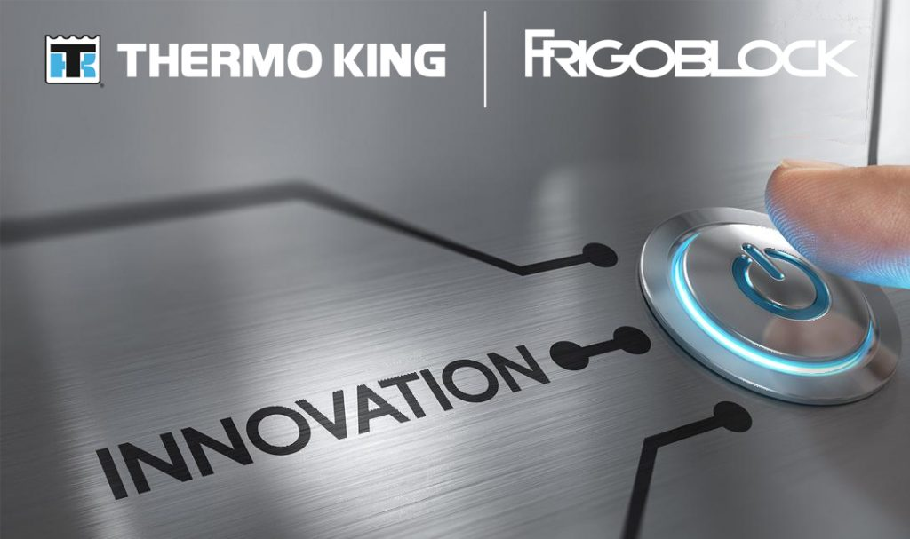 Logistics BusinessFull Range of Thermo King and Frigoblock Refrigeration at CV Show
