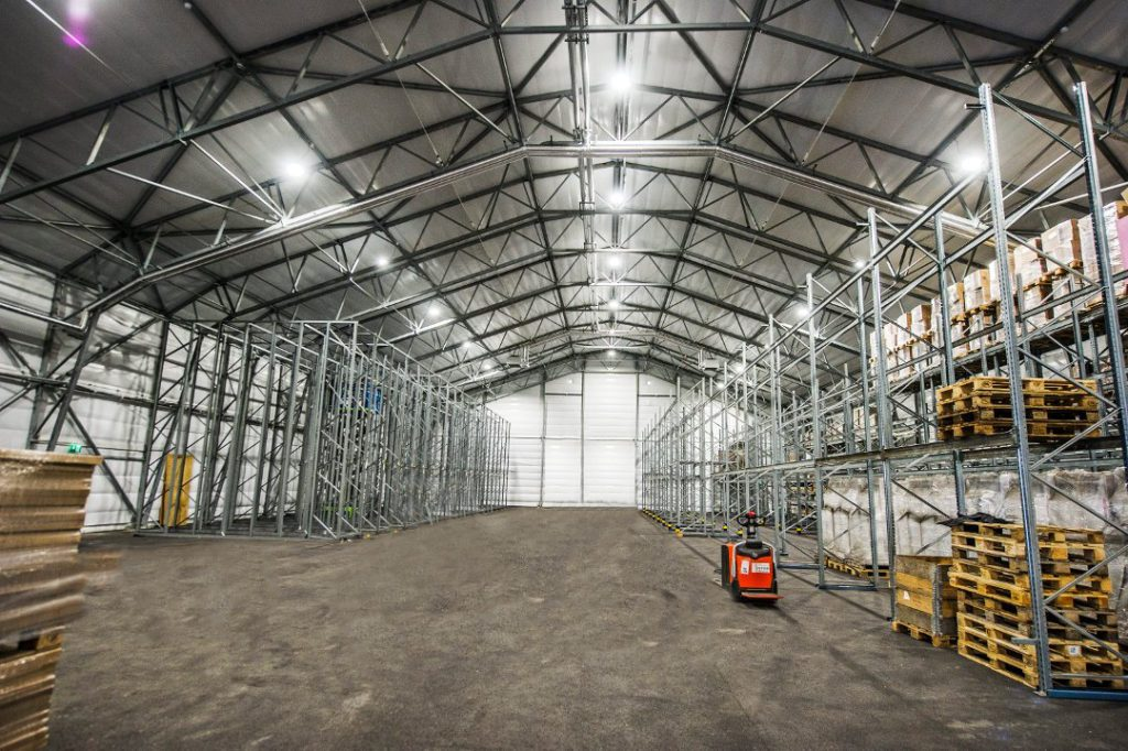 Logistics BusinessIndustry View: The Need for Adaptable Warehousing