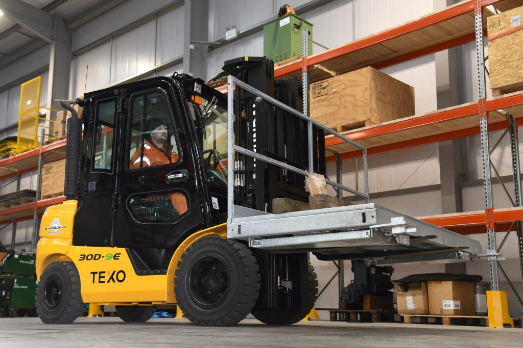 Logistics BusinessHyundai Distributor Secures Deal with Engineering Giant for Forklift Supply