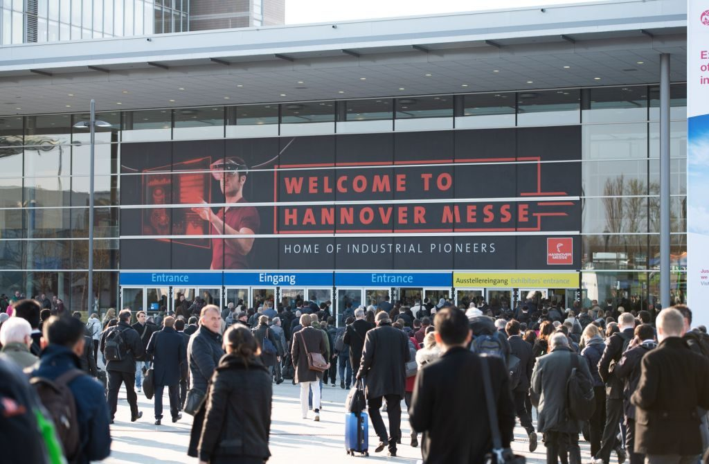 Logistics BusinessHannover Messe Cancelled Altogether This Year