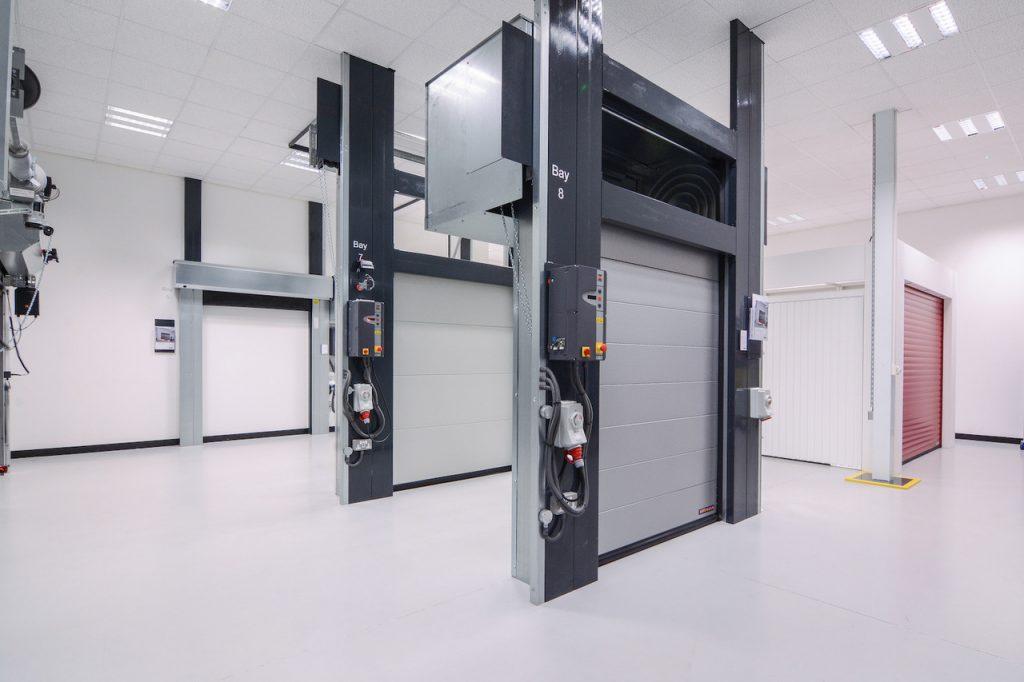 Logistics BusinessHörmann UK Launches New Training Academy and Showroom