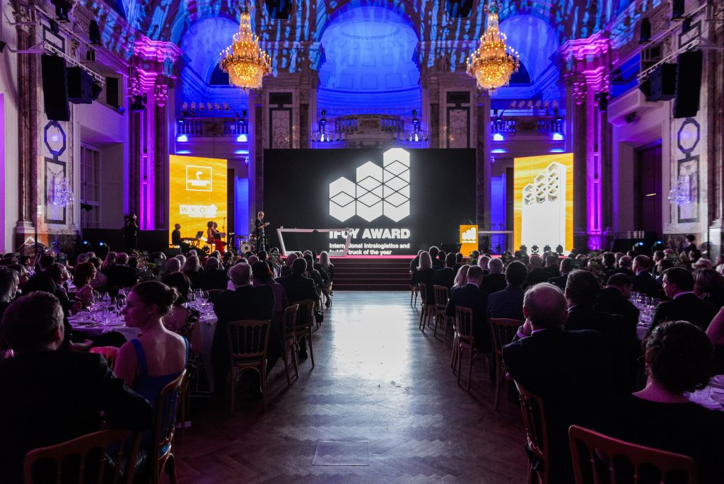 Logistics BusinessSTILL, Jungheinrich and UniCarriers Among IFOY Winners