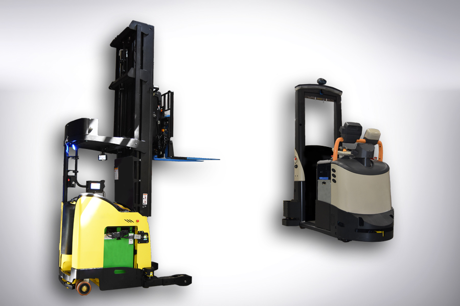 Logistics BusinessCollaboration on Industry-first Pantographic Reach Truck