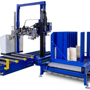 Logistics BusinessTimber Strapping Machines on Show at Ligna