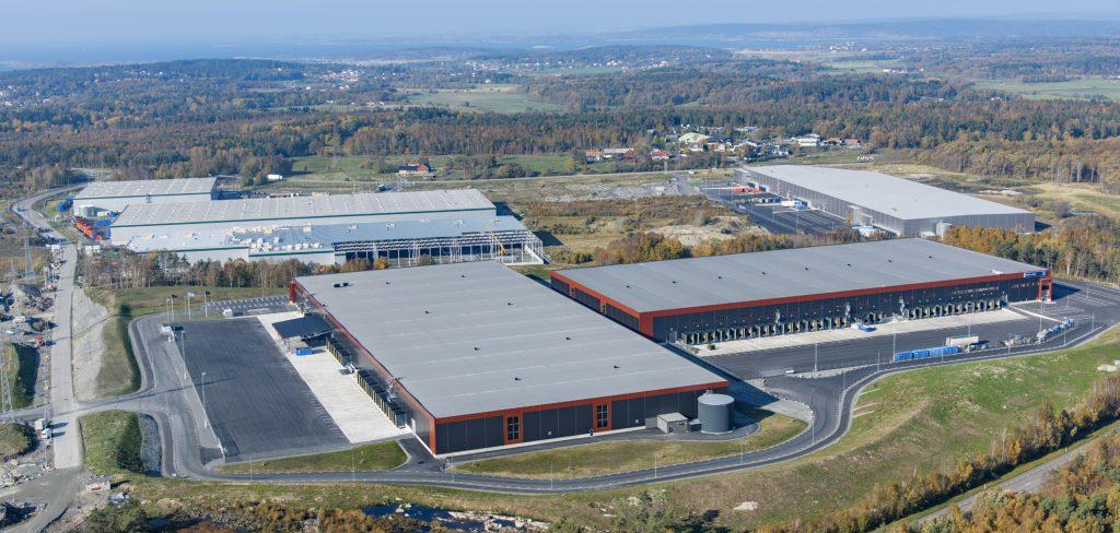 Logistics BusinessSpanish Warehouse Portfolio Acquired