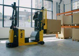 Logistics BusinessIndustry View: Robotics Make Financial and Operational Sense