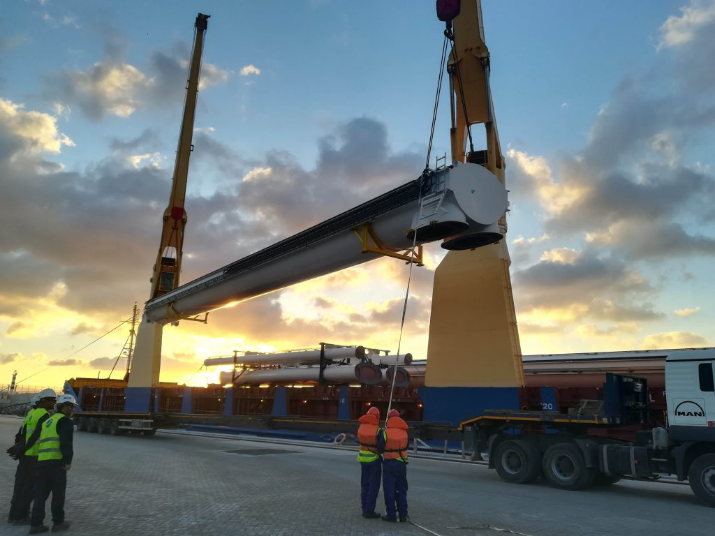 Logistics BusinessGeodis Industrial Projects Specialists Available at BreakBulk Europe