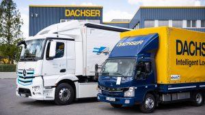 Logistics BusinessDachser Completes Emission-Free Urban Delivery Plan in Stuttgart