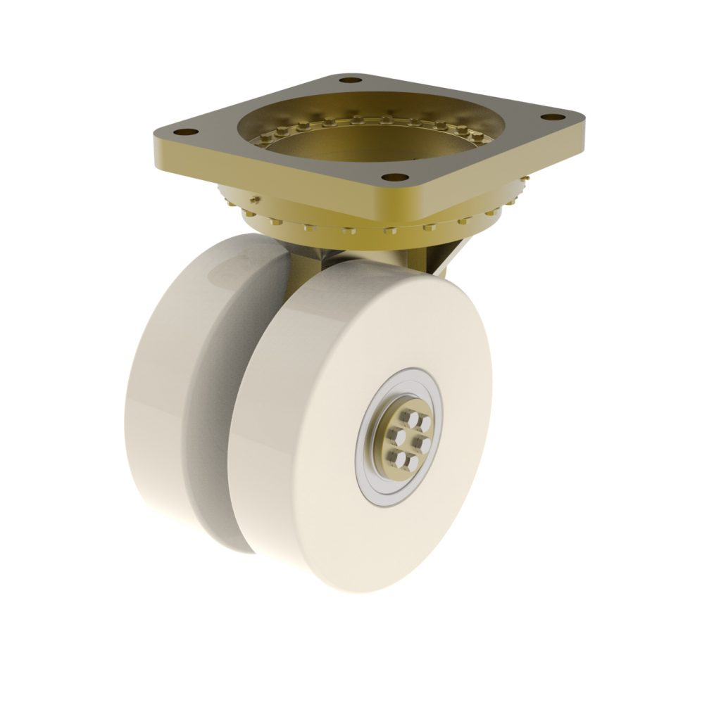 Logistics BusinessTechnical Report: Heavy Duty Wheels and Castors