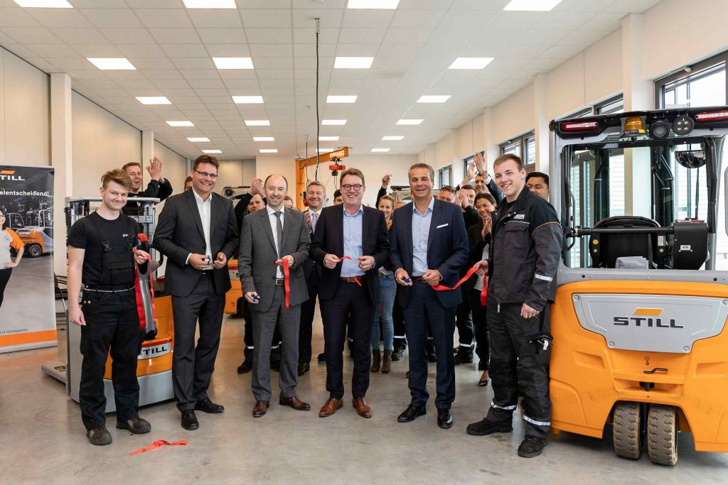 Logistics BusinessSTILL Opens New Training Centre to Boost Future Competences