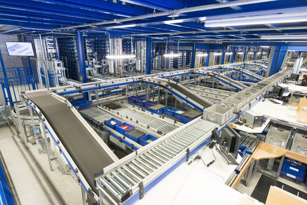 Logistics BusinessAberle Service Wins Logistics Deal with CS Parts