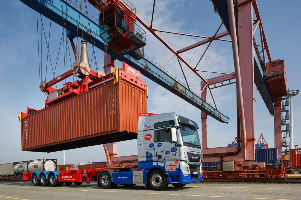Logistics BusinessEGIM App Aims to Boost Port of Hamburg Road Logistics