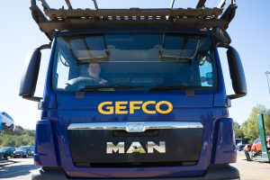 Logistics BusinessGEFCO Supplies Urgent Automotive Parts and Mask Deliveries from China