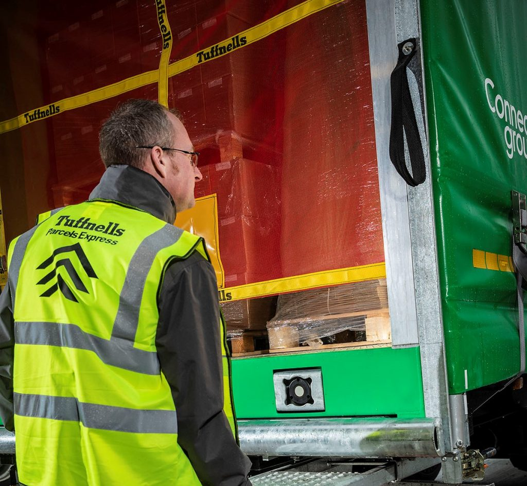 Logistics BusinessUK Parcels Carrier Unveils Safety First Initiative