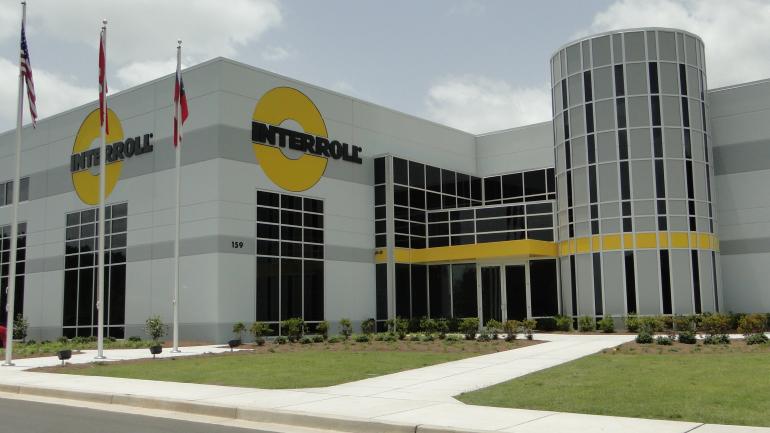Logistics BusinessInterroll to Boost US Capacity with Second Atlanta Plant
