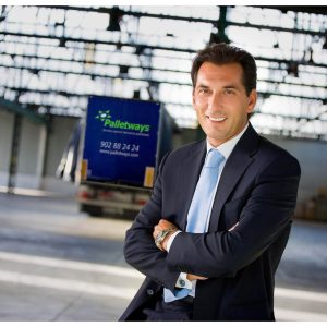 Logistics BusinessNew CEO and CCO for Palletways Group