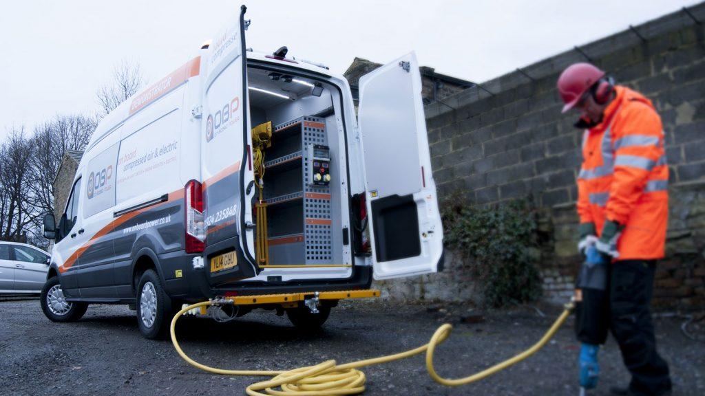 Logistics BusinessVehicle Installation Specialist Offers Bespoke Customer Service