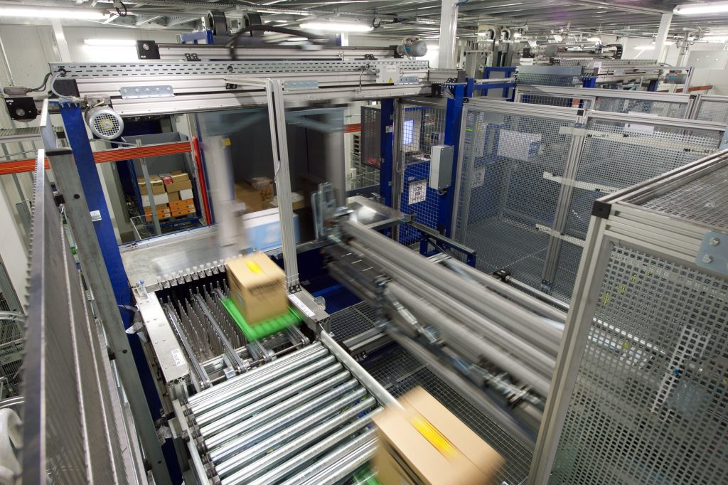 Logistics BusinessWitron to Build Frozen Food Logistics Centre for Spain's Mercadona