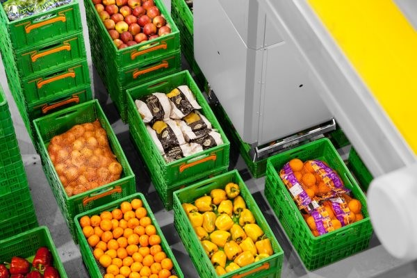 Logistics BusinessCimcorp Teams up with Conveyor Networks in UK Food and E-Commerce Push