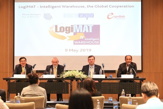 Logistics BusinessLogiMAT Team Adds Thailand Show to China Event in Asia Expansion