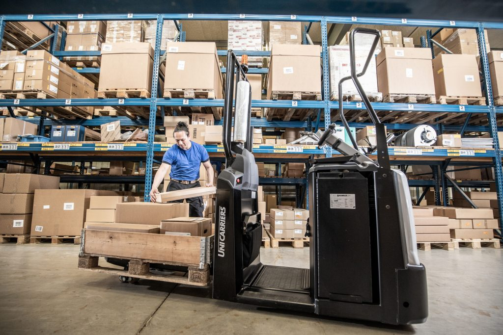 Logistics BusinessLatest UniCarrier Aims to Beat Stop-Start Picking Process