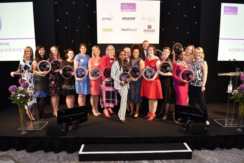 Logistics Business2019 everywoman in Transport & Logistics Awards Winners