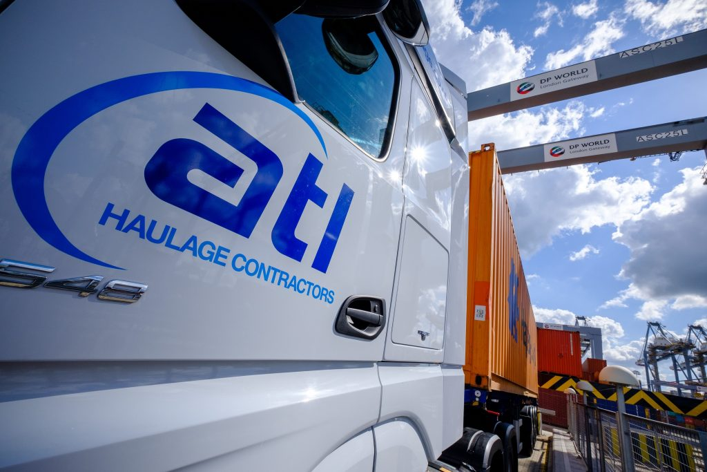 """Logistics BusinessUK Haulier Credits Telematics Software as """"Industry Game Changer"""""""