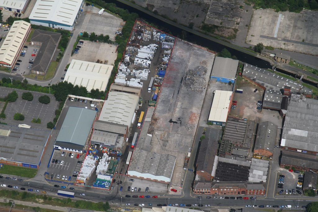 Logistics BusinessLeeds Warehouse Fit Specialist Moves to New HQ