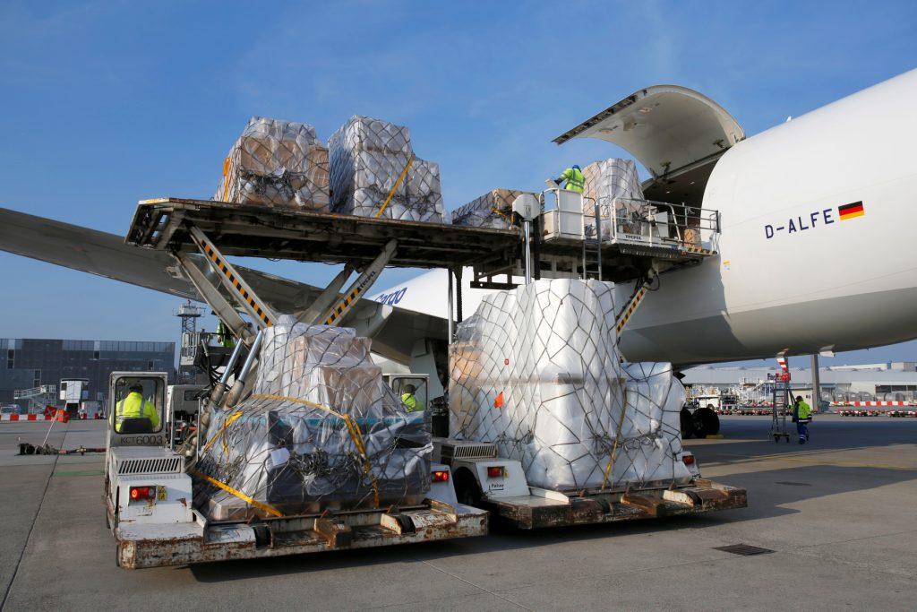 Logistics BusinessTransparency in Declaration of Dangerous Goods