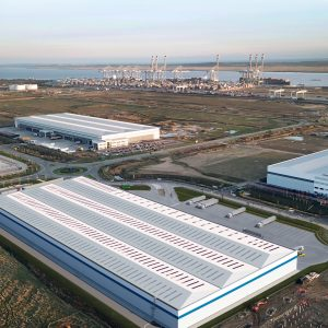Logistics BusinessDP World Starts Work on New London Gateway Warehouse