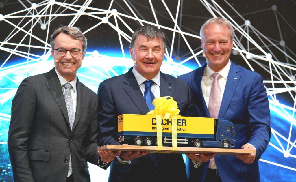 Logistics BusinessJohnston Logistics to become Dachser Ireland from September