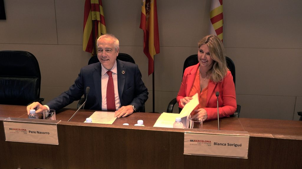 Logistics BusinessDigital and Sustainable Focus for SIL Barcelona