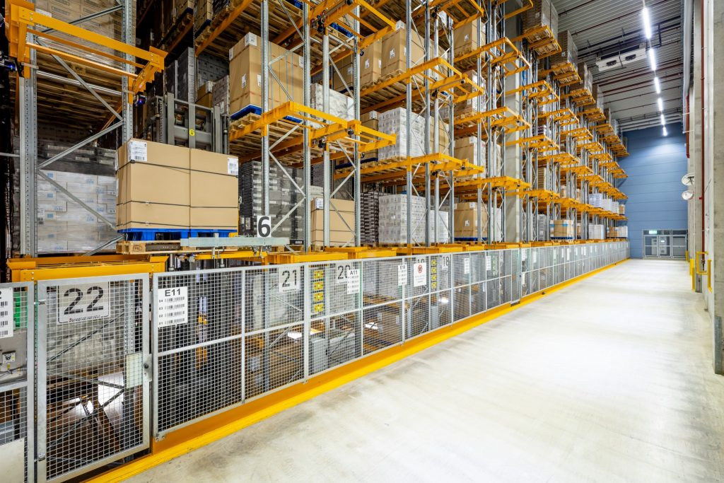 Logistics BusinessJungheinrich Launches UK-based Racking Spares Initiative