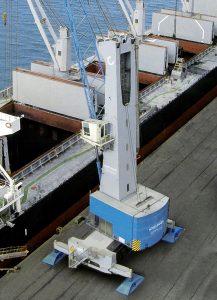Logistics BusinessKonecranes Wins Mobile Harbour Crane Order in Poland
