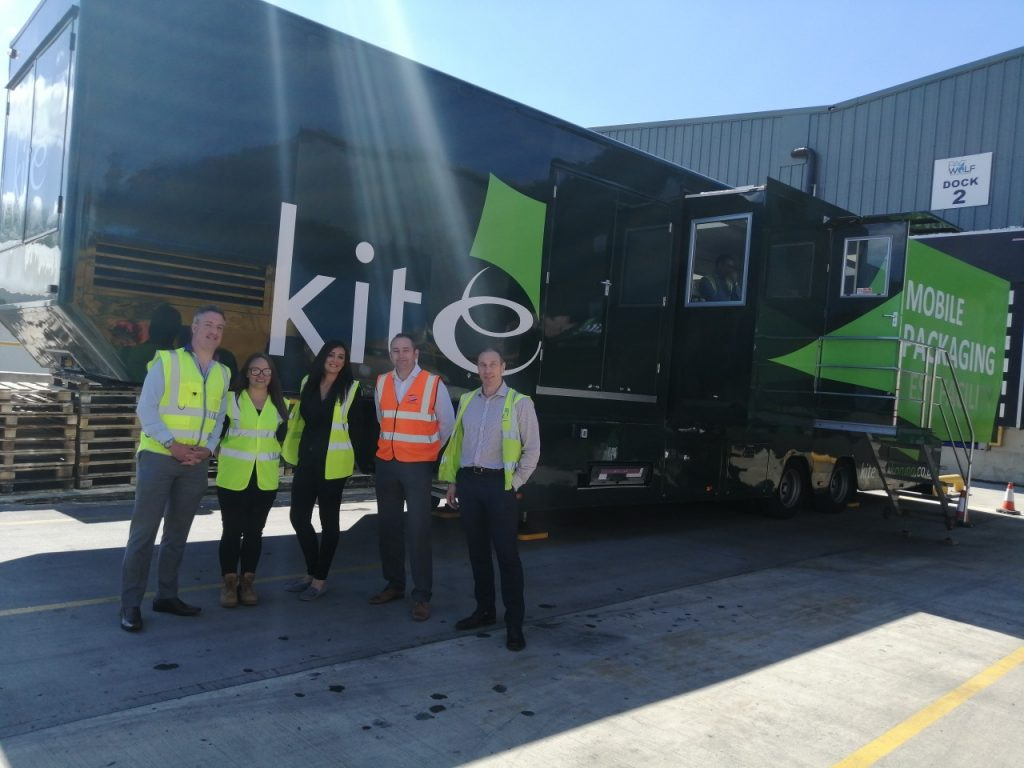 Logistics BusinessPackager's Mobile Test Facility Goes on Tour
