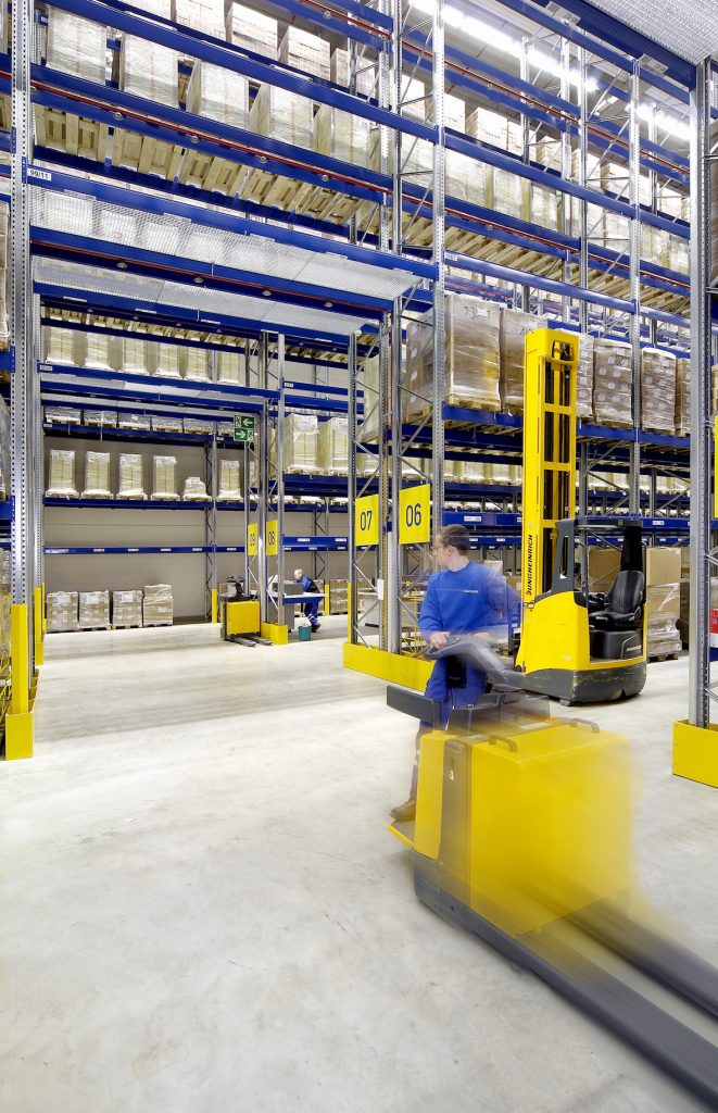 Logistics BusinessStorage and Picking Range from BITO at IMHX