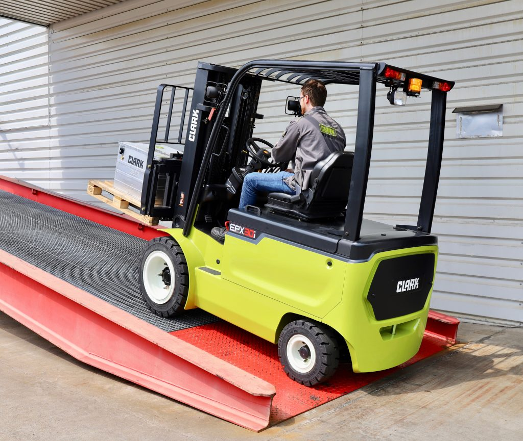 Logistics BusinessClark Electric Four-Wheelers Take on IC Rivals