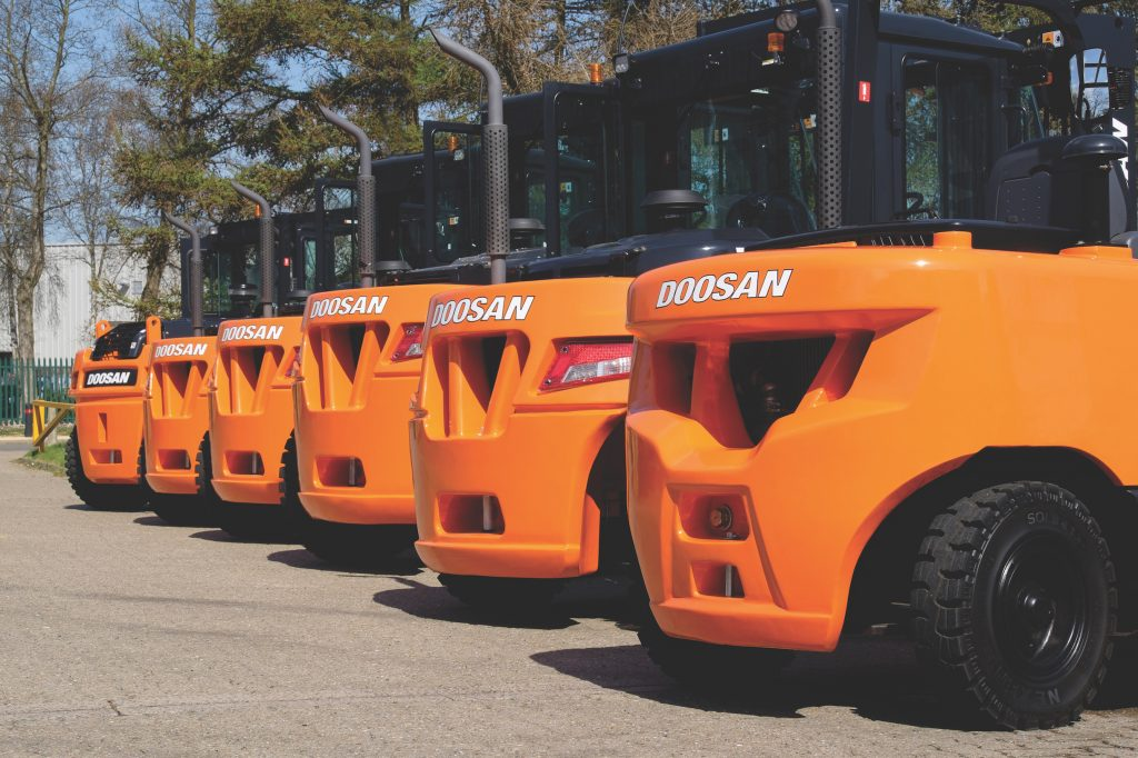 Logistics BusinessDoosan Leads with Six Industry Zones at IMHX