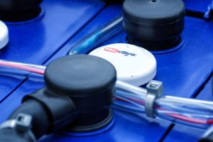 Logistics BusinessNew Advances in Motive Power Battery Tech at IMHX 2019