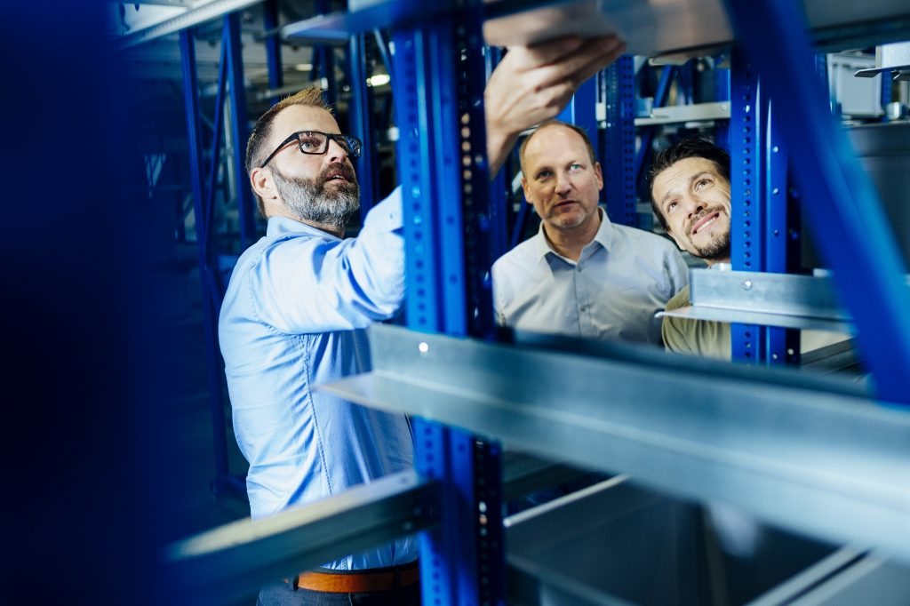 Logistics BusinessStorage System Expert Celebrates 50 Years in Business