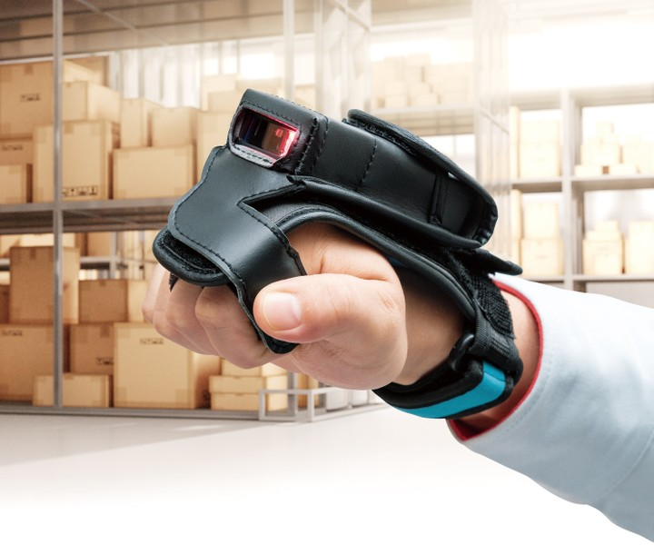 Logistics BusinessScanner and Glove Mount Combo Promises Greater Efficiency