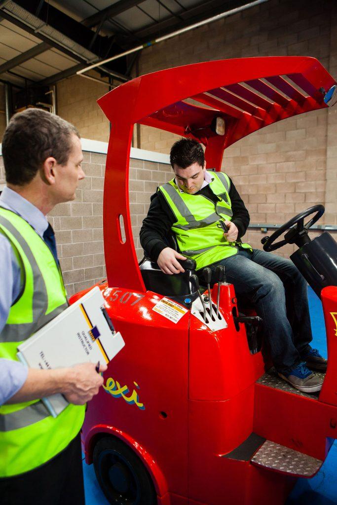 Logistics BusinessUK Employers Warned on Authorisation for Lift Truck Operators