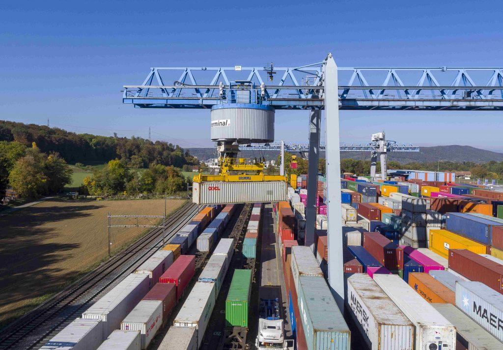 Logistics BusinessSchweizerzug Launches Direct Rail Service to Rotterdam