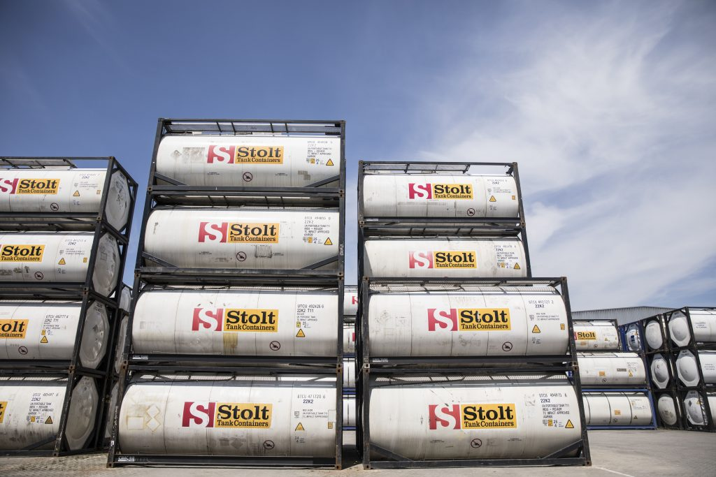 Logistics BusinessTrack and Trace Now Available from Stolt Tank Containers