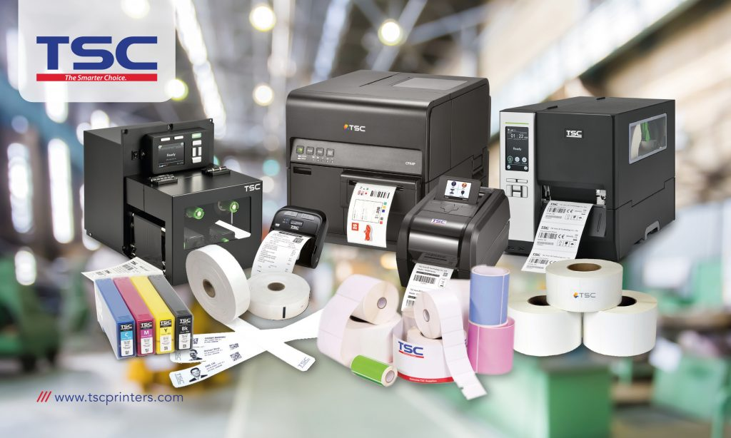 Logistics BusinessTSC Auto ID Barcode Innovations on Show at LabelExpo