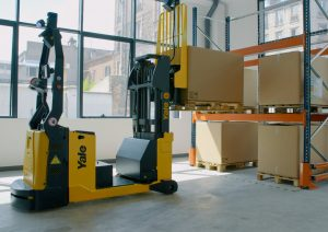 Logistics BusinessYale Europe to Make UK Robotics Debut at IMHX