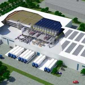 Logistics BusinessSSI Schaefer Implements State-of-the-Art Logistics Centre for MISUMI