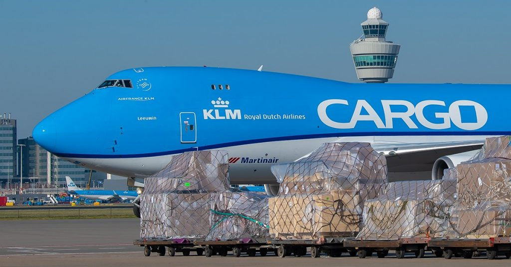Logistics BusinessTowards the Digitalisation of Airfreight