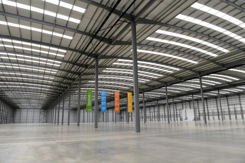 Logistics BusinessNew Warehousing Development