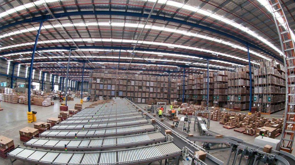 Logistics BusinessEfficient Toy Distribution